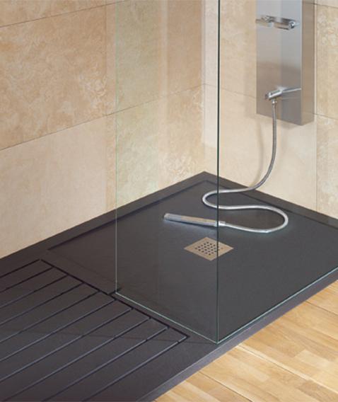 Platos de ducha codismar l der en marmoles y granitos - Tarima plato ducha ...